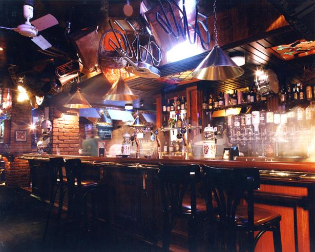 Buzz Cardiff Bar Internal Photo