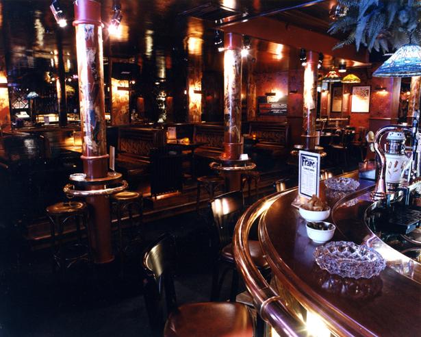 Franks Bar Internal