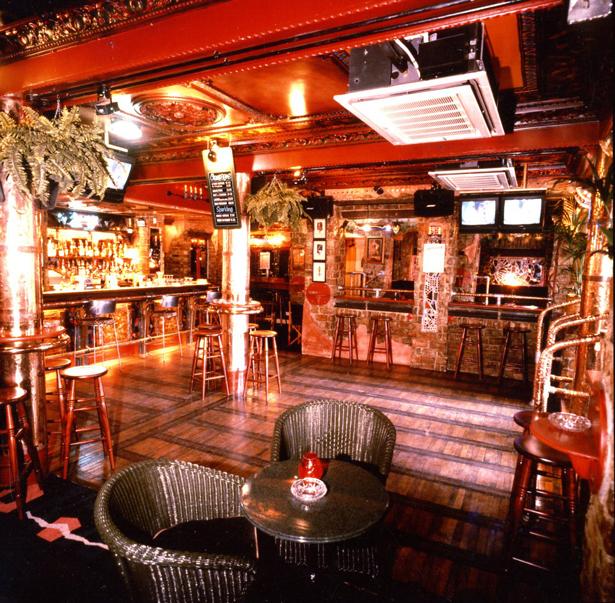 Jimmyz Internal Image of Bar area