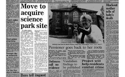 Move to Acquire Newcastle Science Park Site