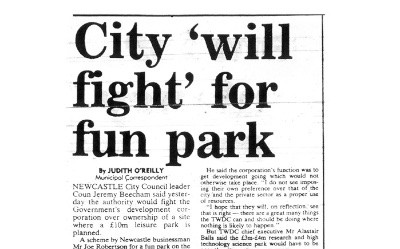 City will fight for fun park