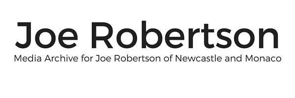 Joe Robertson