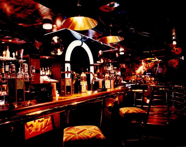 Buzz Cardiff Internal Bar