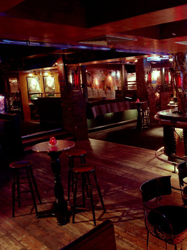 Harps Bar Barstools