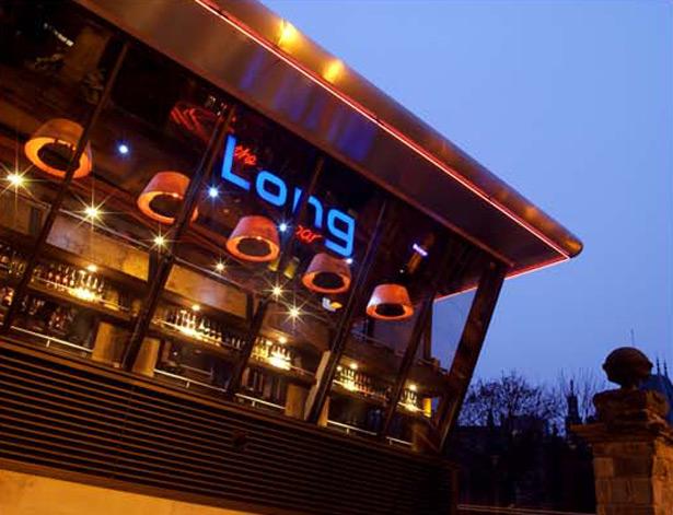 The Long Bar External Lights