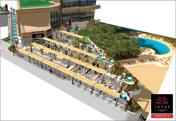 Lotus Monte Carlo Plans in 3D