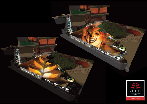 Lotus Monte Carlo 3D Plans