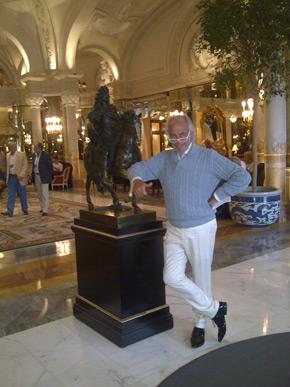 Joe Robertson Lotus Monte Carlo