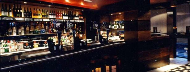 The Long Bar Drinks