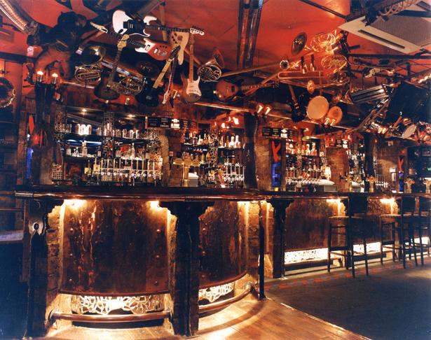 Yel bar interior image