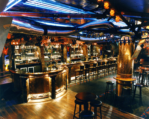 Yel bar newcastle interior main image