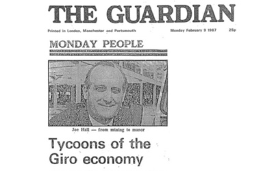 Tycoons of the Giro Economy