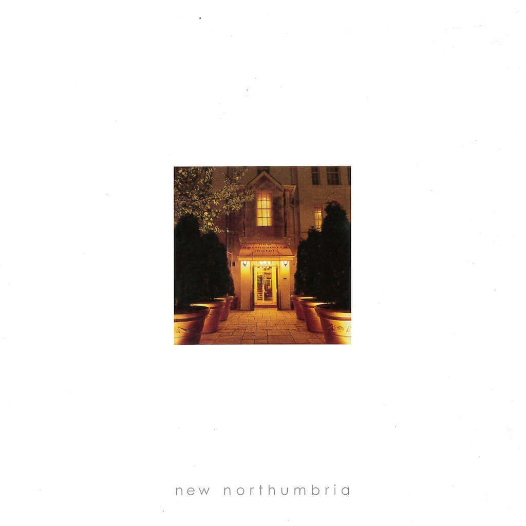 The New Northumbria Hotel Booklet Page 1